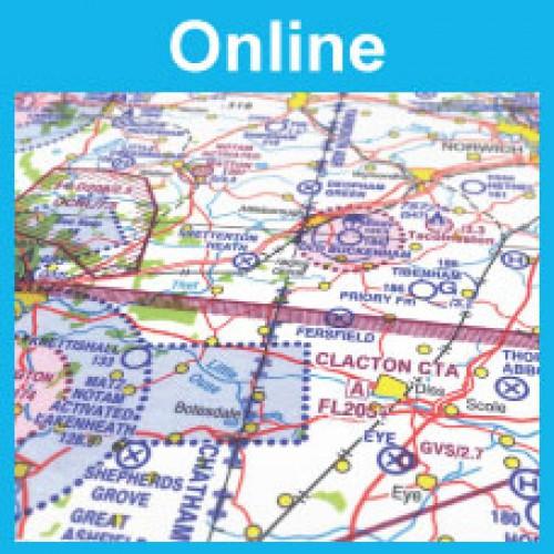 General Navigation Online - Navigation map online