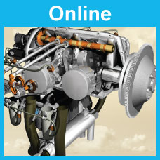 Piston Engines: Online