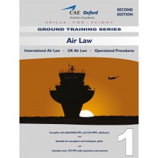 Volume 1: Air Law (including Operational Procedures) (eBook)